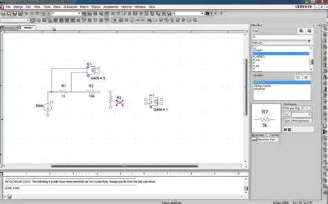 download layout orcad 16 2 orcad 16 6 capture pspice controlled sources youtube