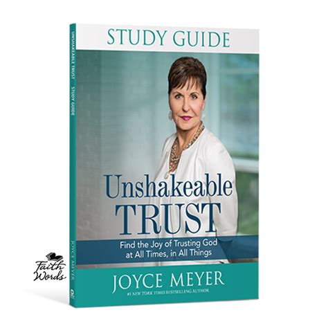 unshakeable your guide to unshakeable trust