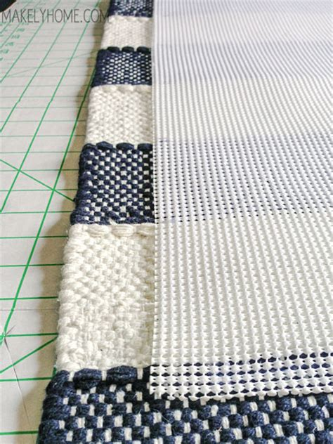 How To Make A Bathroom Rug How To Create A Non Slip Bath Mat From A Cotton Rug