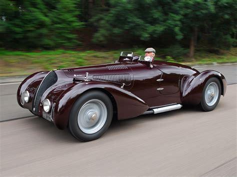 vintage alfa romeo 6c alfa romeo 6c mille miglia spyder classic cars drive