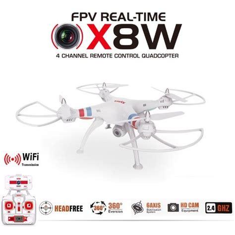 Drone Wi Fi Murah jual x8w syma wifi fpv real time rc drone plane quadcopter remote drones murah baru