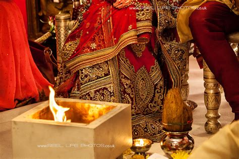 Wedding Ceremony Hindu by Reellifephotos Wedding Photography 187 Hindu Wedding