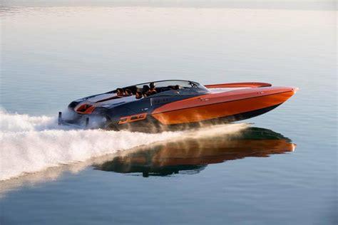 dcb boats dcb tests first mercury racing 860 powered catamaran