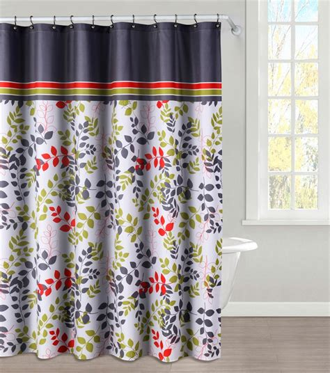trendy shower curtains trendy shower curtains easy home decor ideas designer