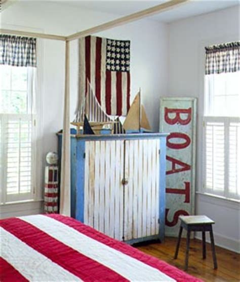 americana style decorating not just a