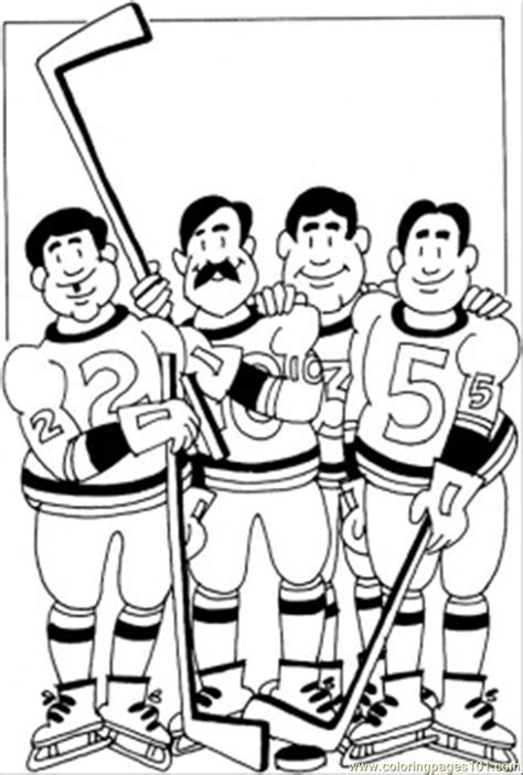 Sports Teams Coloring Pages free sports teams coloring pages