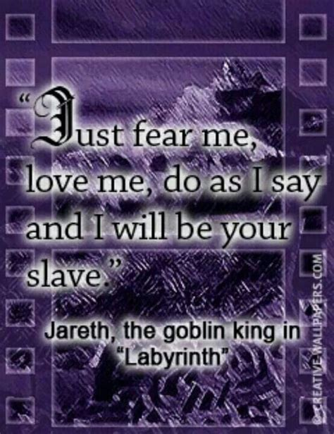 film labyrinth quotes quotes from the labyrinth quotesgram