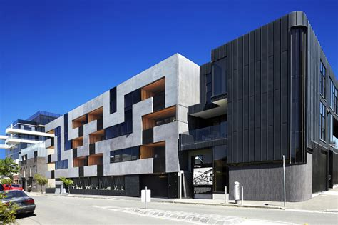 The Maze Apartments / CHT Architects   ArchDaily
