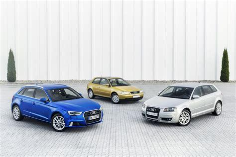 Motor L Audi A3 by L Audi A3 F 234 Te Ses 20 Ans Actualit 233 Automobile Motorlegend