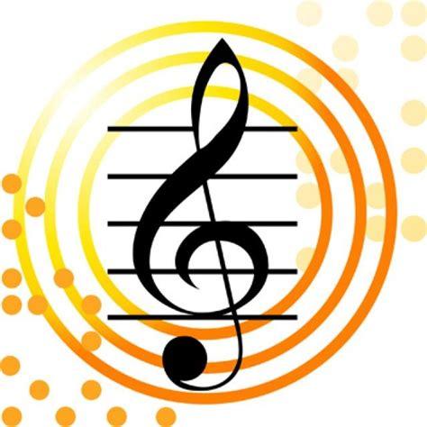 imagenes de videos musicales notas musicales dibujos color pinterest