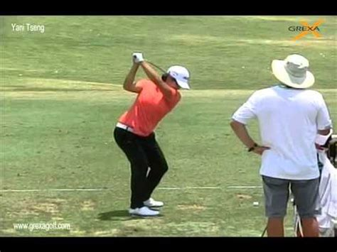 yani tseng golf swing lpga golf tournament 2014 full 2014 lpga airbus classic