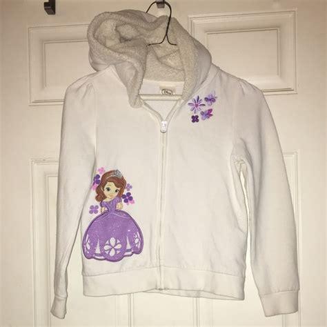 Sofia The Jacket 77 disney other sofia the hoodie sweatshirt jacket from donna s closet on poshmark