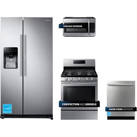 Samsung Kitchen Package by Samsung Stainless Steel Complete Kitchen Package