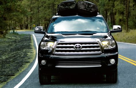 Toyota Sequoia Vs Toyota Land Cruiser What S The Difference Between The Sequoia And Land Cruiser