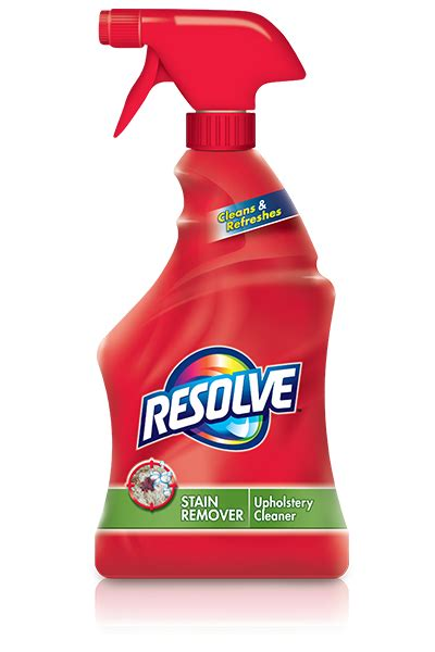 Resolve 174 Upholstery Stain Remover Resolve 174