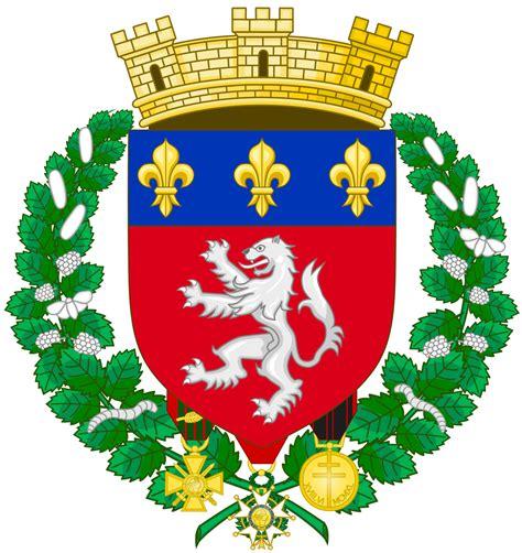 armoiries des communes de armoiries de lyon wikip 233 dia