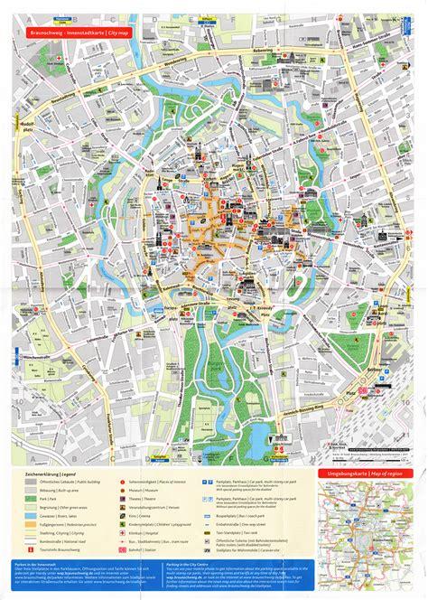 maps g braunschweig map braunschweig mappery