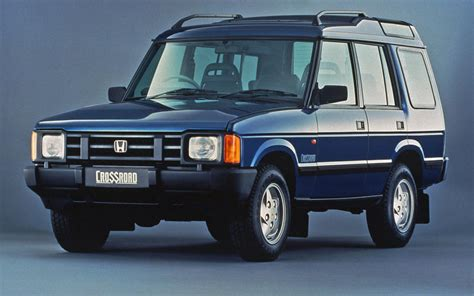 1993 honda crossroad 50 years of the rover v8 autocar