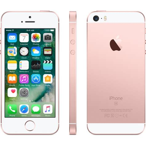 Apple Iphone Se 32gb apple iphone se 32gb gold smartphones photopoint