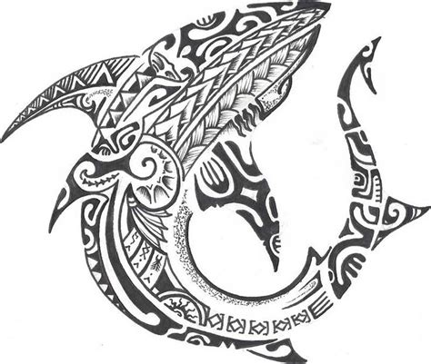 shark tattoo designs free polynesian shark designs some of the print