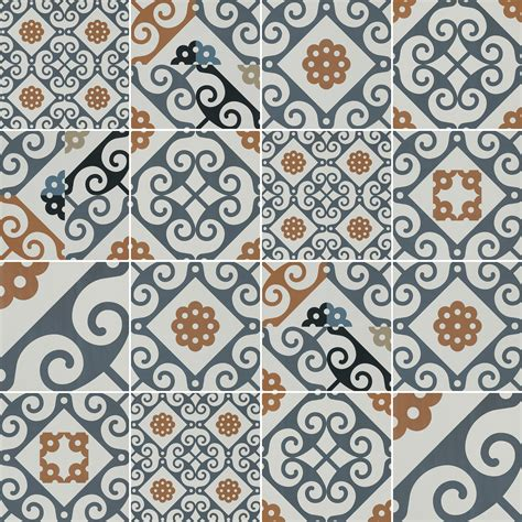 Italian Bathroom Design by Italian Tiles With Graphic Design Of Majolica And Carpet