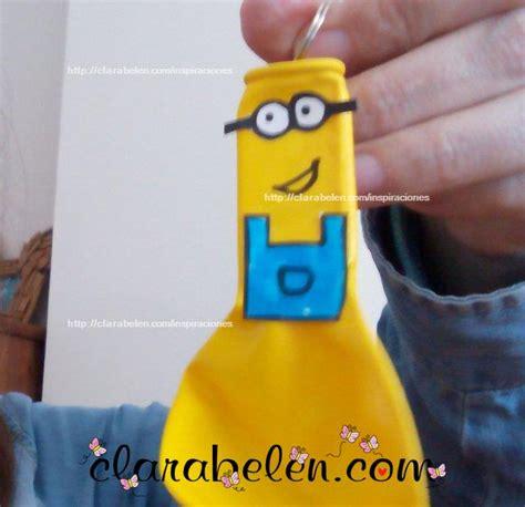 llaveros de los minions manualidades infantiles inspiraciones manualidades y reciclaje c 243 mo hacer
