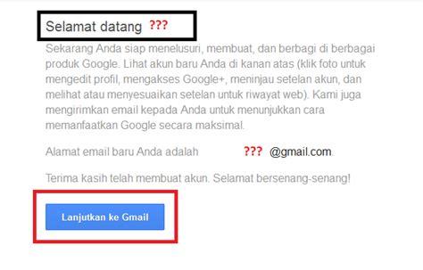 cara membuat akun gmail dari google dari ponsel rifanytop cara membuat email baru google mail gmail omah tips