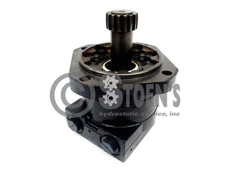 eaton motor eaton drive motor stoens hydrostatic service