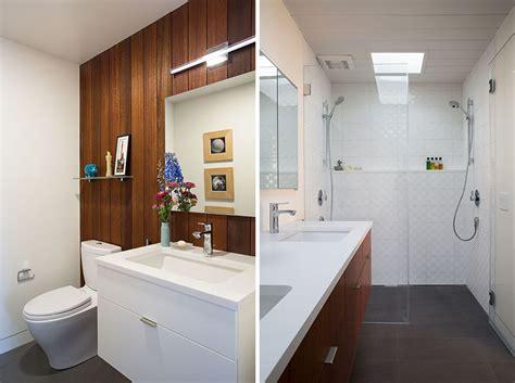 eichler bathroom remodel this san francisco eichler home got itself a contemporary