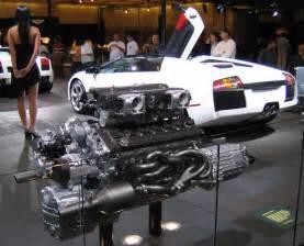 Lamborghini Reventon Engine Lamborghini Murci 233 Lago