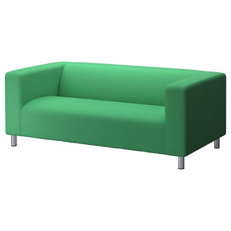 ikea covers klippan cover two seat sofa flackarp green ikea