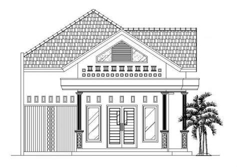 gambar desain rumah minimalis 2015 sketsa denah rumah blackhairstylecuts