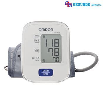 Tensimeter Digital Merk Omron alat ukur tensi darah merk omron hem 7120 digital toko medis jual alat kesehatan