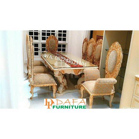 Kursi Jepara Terbaru meja kursi makan ukir jepara mewah klasik terbaru mebel jati murah furniture minimalis jepara