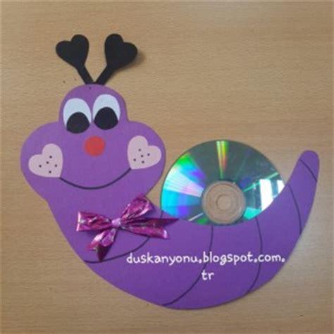 cd crafts cd animals craft funnycrafts