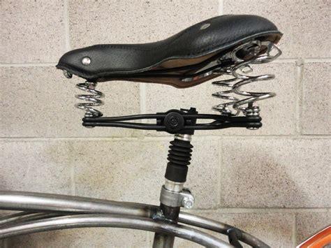 cruiser bicycle seat suspenion cruiser bicycle seat