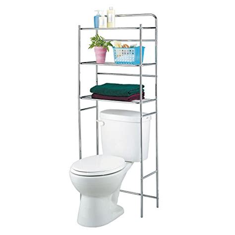 chrome bathroom shelving unit closet shelves tanken 3 tier bathroom shelves unit over