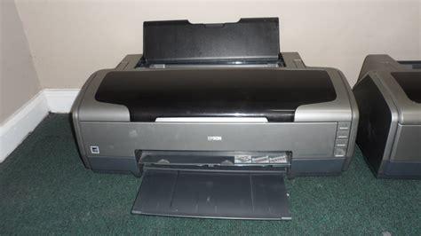 Printer Epson R1800 2 epson stylus photo r1800 printers with fastrip 8 5 software