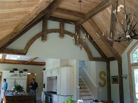 Wood Ceiling Beams For Sale by 17 Best Images About Timber Truss Designs On A