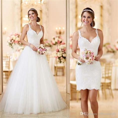 Brautkleid 2 In 1 by 25 Best Ideas About Detachable Wedding Skirt On