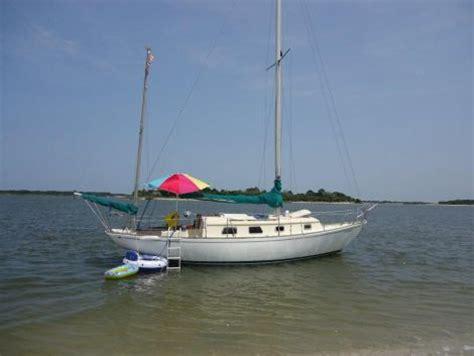 boat yaw 32 foot bristol yaw l 32 foot sailboat in palm coast fl