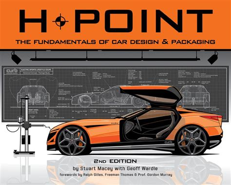 the curb shop h point the fundamentals of car design