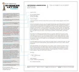 Business Letter Layout Heading How To Write A Letter In Business Letter Format The Visual Communication Guy Designing