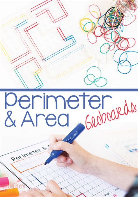 printable area games free perimeter and area geo boards printables free
