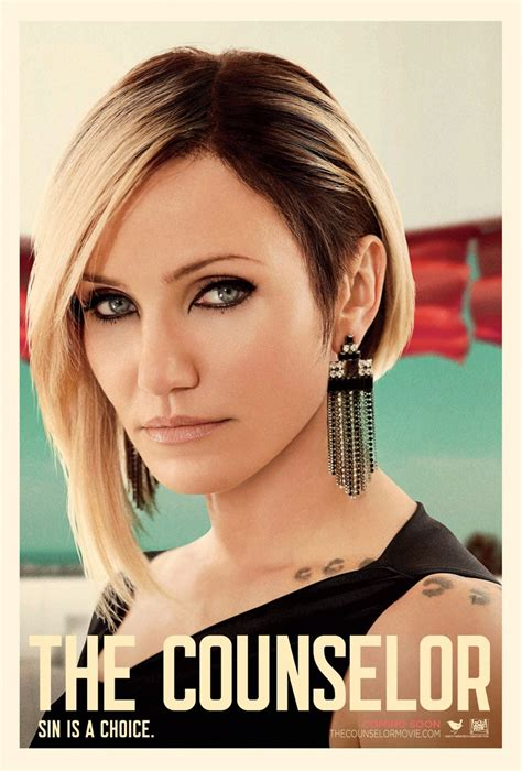 cameron diaz haircut in the counselor the counselor poster cameron diaz heyuguys