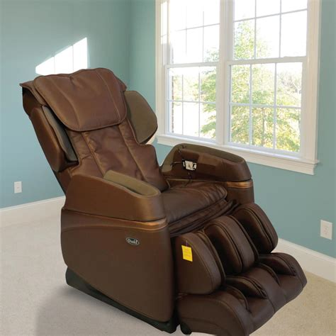 leather recliner massage chair icomfort black faux leather reclining massage chair ic1114