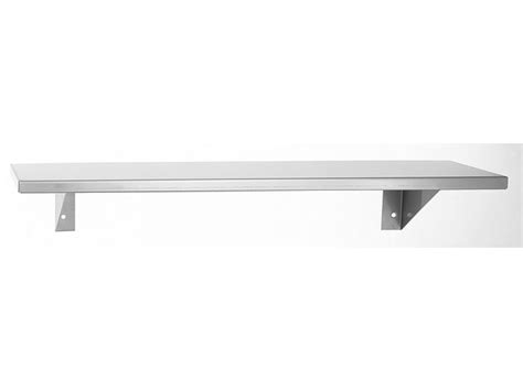Stainless Steel Bathroom Wall Shelf Bagnosicuro 174 Inox Stainless Steel Bathroom Shelves
