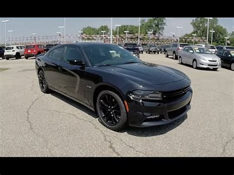 Dodge Charger Blacktop 2016 by 2016 Dodge Charger Rt Blacktop Edition 18414