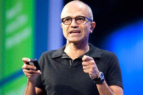 Satya Nadella S Major In Mba At Wharton by Meet Microsoft S New Ceo Satya Nadella