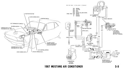1968 mustang neutral safety switch wiring diagram 49
